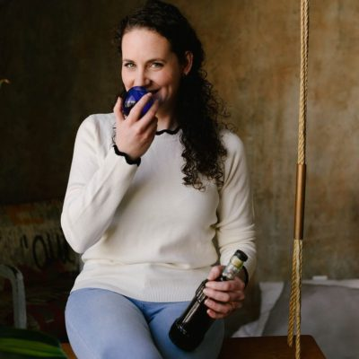Portrait of Emily from Olive Oil Critic