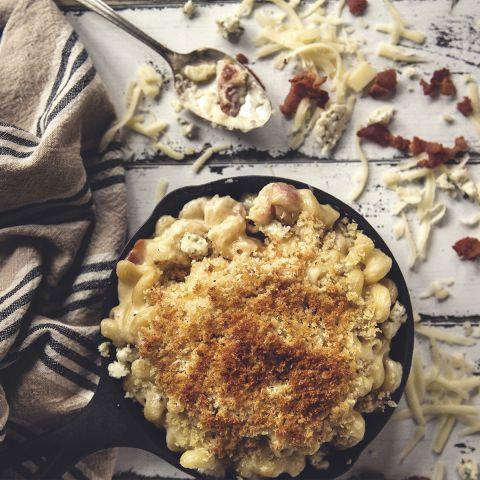 Fancy Mac & Cheese
