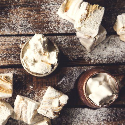 Apple Caramel Marshmallows