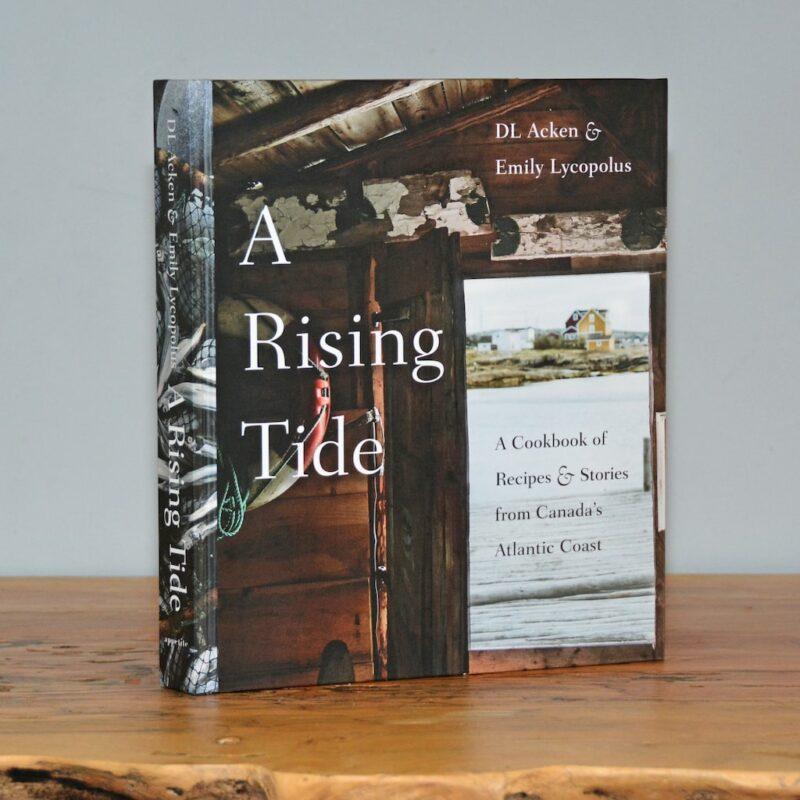 A New Cookbook – A Rising Tide