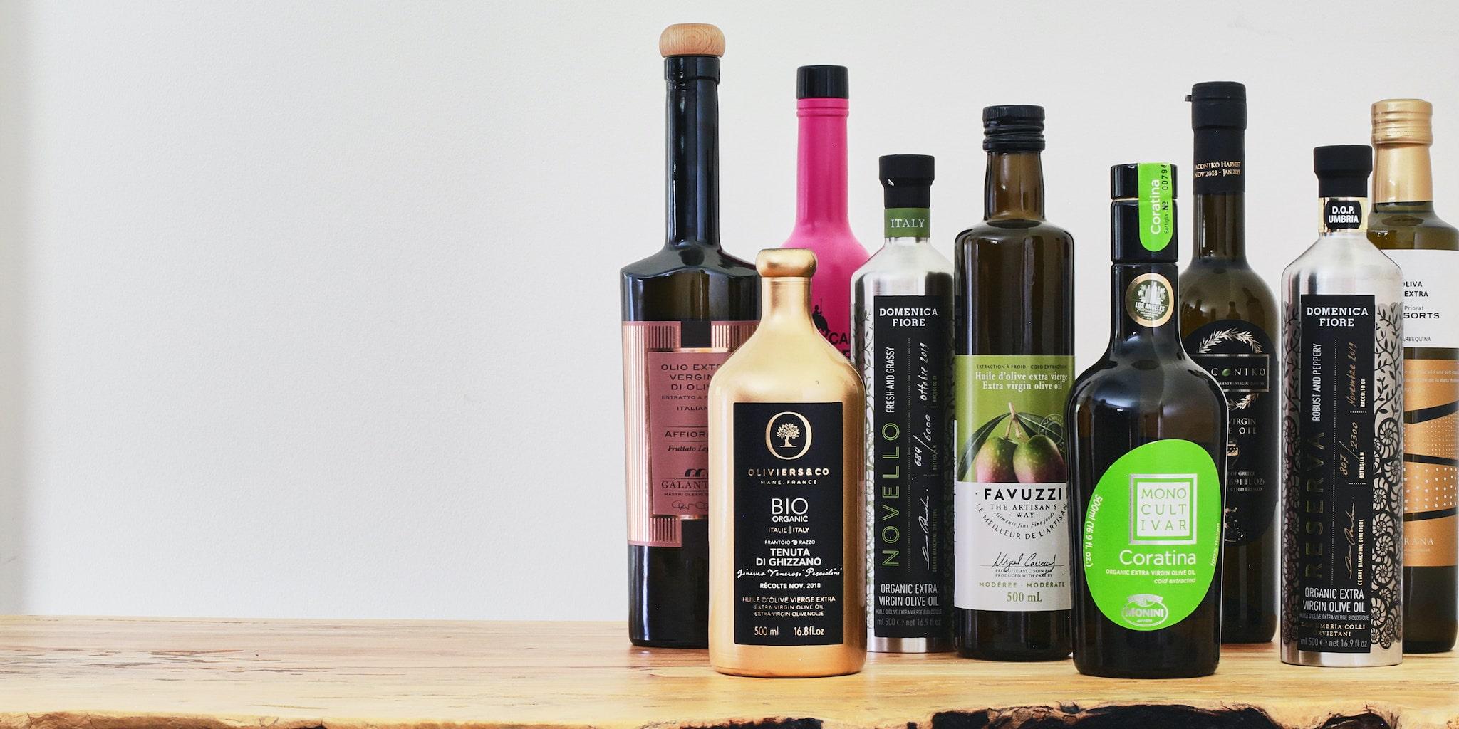 Olive Oil Reviews Banner