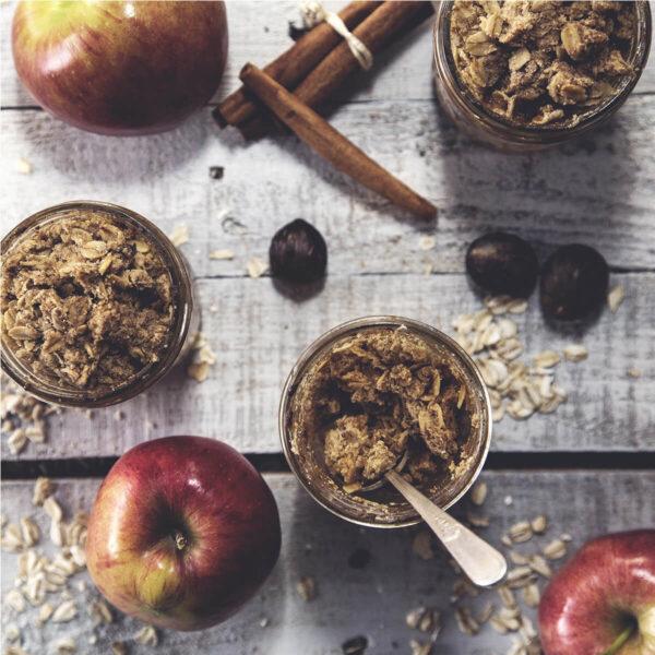 Apple Crisps In A Mug
