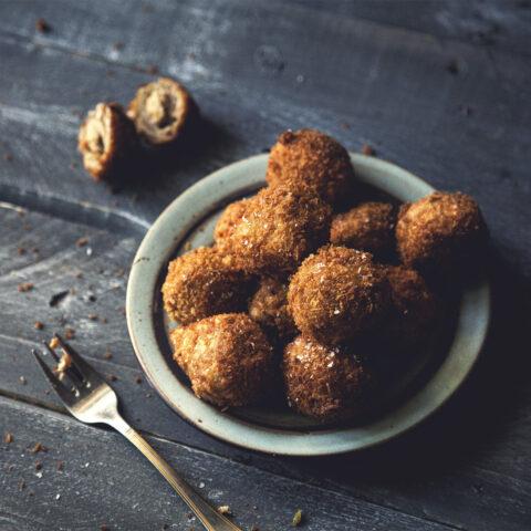 Breaded Stuffed Olives