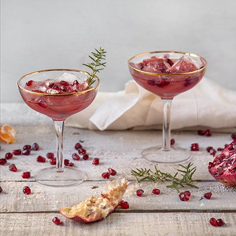 Campari Tangerine Cocktail Mix